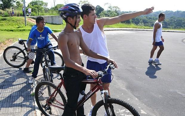 Triatlo Amazonas (Foto: Divulgação/Fetriam)