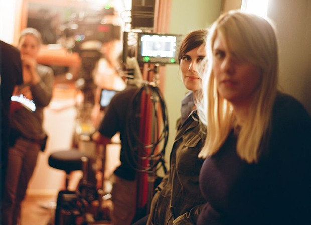 Kate and Laura Mulleavy of Rodarte talk about their film Woodshock (Foto: PHOTO COURTESY OF A24)