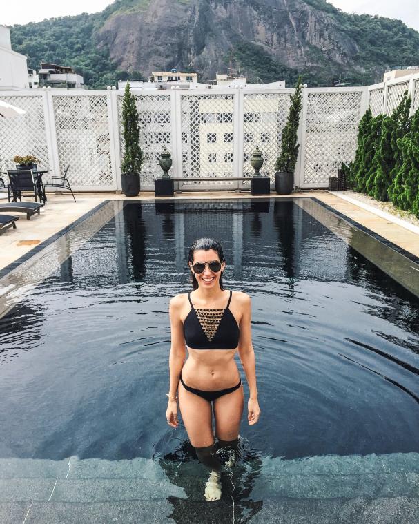Camila Coutinho (Foto: Arquivo Pessoal)