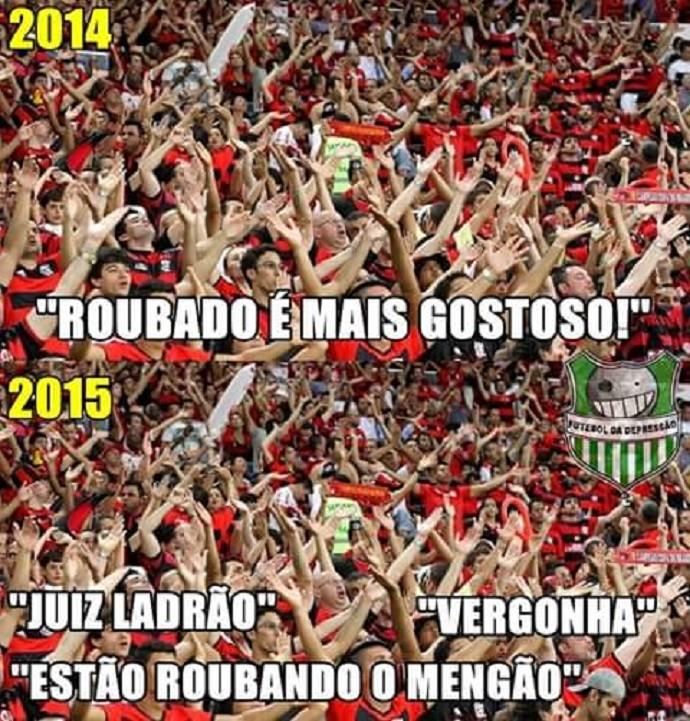 Zoação Flamengo 4