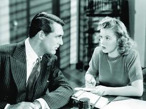 Shirley Temple contracena com Cary Grant no filme 'Solteirão cobiçado' (1947), um dos últimos de sua carreira (Foto: Divulgação)