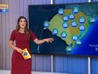 Rio Grande do Sul terá pancadas de chuva isoladas nesta segunda-feira