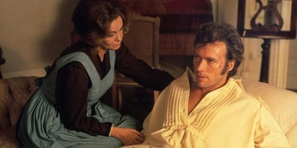 Clint Eastwood em cena de O Estranho que nós Amamos (1971) (Foto: Reprodução)