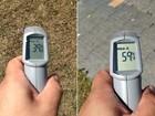 Sensação térmica chega a 59º C no  Lollapalooza e 'esquenta' festival