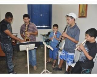 Aulas de violino em Resende (Foto: Internet)