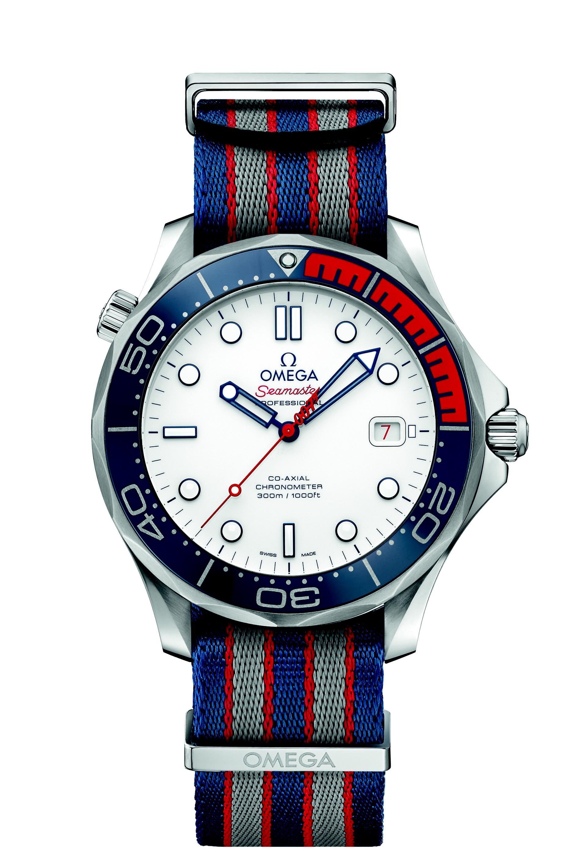 """O Seamaster Diver 300M """"Commander's Watch"""" Limited Edition (Foto: Divulgação)"""