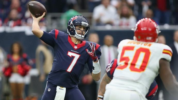 Brian Hoyer quarterback houston texans nfl playoffs (Foto: Reuters)