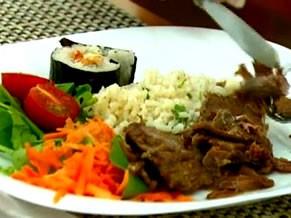 O segredo para a prevenção está na variedade de legumes e verduras (Foto: Reprodução EPTV)