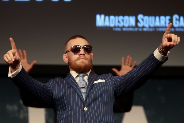 O lutador de MMA Connor McGregor (Foto: Getty Images)