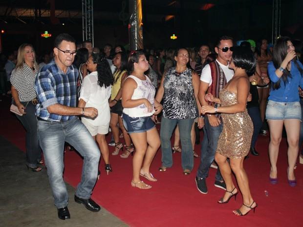 Studio Disco especial Divas aconteceu neste sábado (29), em Manaus (Foto: Marcos Dantas/G1 AM)
