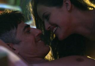 Anthony trai Fanny com Giovanna (Foto: TV Globo)