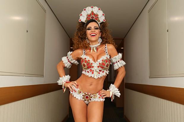 Tania Oliveira - (Foto: Celso Tavares/EGO)