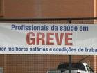 Funcionários da Famema entram em greve em Marília