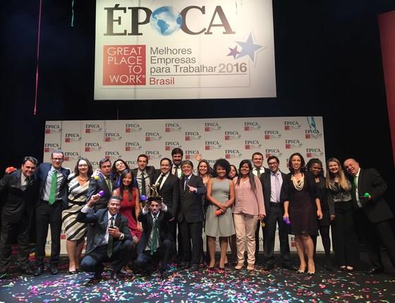 Elektro, primeiro lugar entre as grandes na lista de ÉPOCA GPTW Brasil 2016 (Foto: Luís Lima)