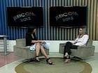 Daniella Ribeiro é entrevistada pelo JPB 1ª Edição