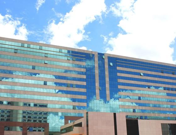 Fachada do prédio da Advocacia-geral da União (AGU) (Foto: Divulgação)