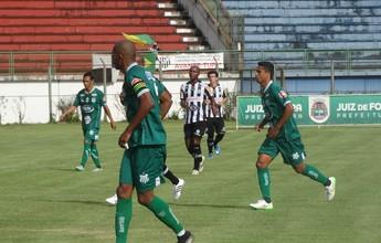 Uberlândia supera Tupi-MG e conquista primeira vitória no Mineiro