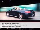 Mercedes lançará novos Classe E, SLC e S AMG no Brasil ainda em 2016