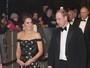 Linda, Kate Middleton vai ao Bafta pela primeira vez