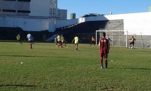 Central está com time definido para enfrentar o Santa Cruz pelo Pernambucano Sub-20 (Foto: Divulgação)