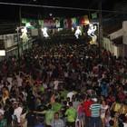 Em Floriano, bandas arrastam 25 mil pessoas (Gilcilene Araújo/G1)