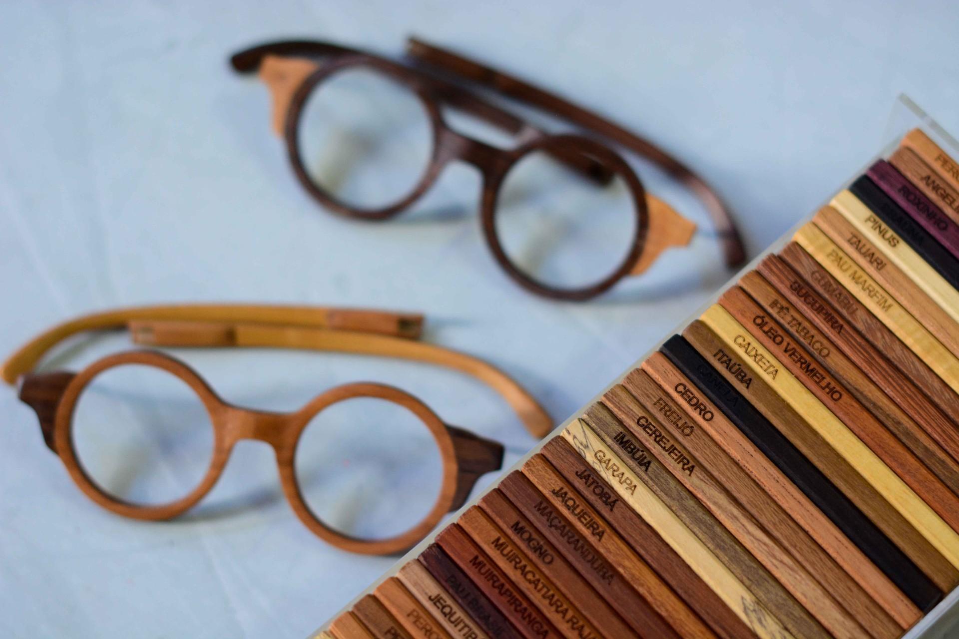 Farm lança linha de óculos eco friendly em parceria com Zerezes  #9F732C 1920x1280