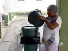 Abrigo de idosos convive com falta de água no sul da Bahia