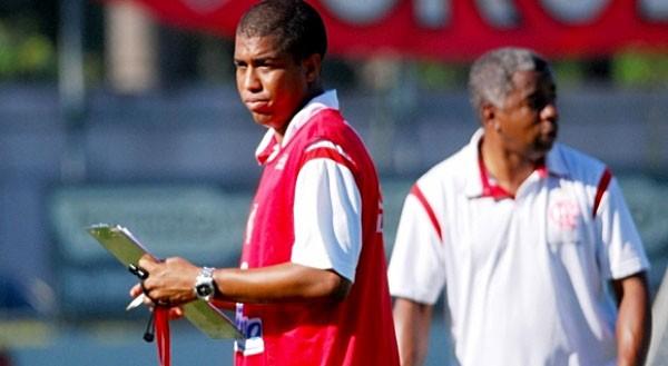 Marcelo Salles, técnico do Nova Iguaçu (Foto: Divulgação)