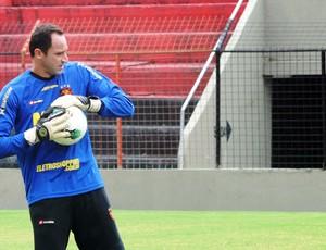 Magrão, goleiro do Sport (Foto: Aldo Carneiro/Pernambuco Press)