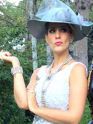 Karina Dohme no elenco do novo 'Zorra' (Foto: Divulgação)