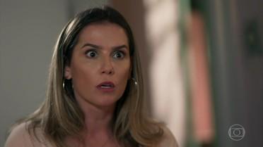 Tânia convence Joana a desistir de sair da cidade