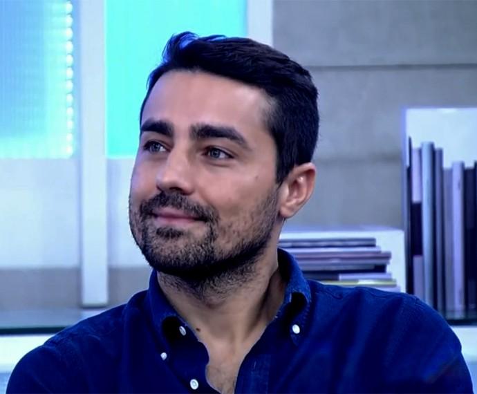 Ricardo Pereira conta o destino de seu personagem em A Regra do Jogo (Foto: Encontro / Gshow)