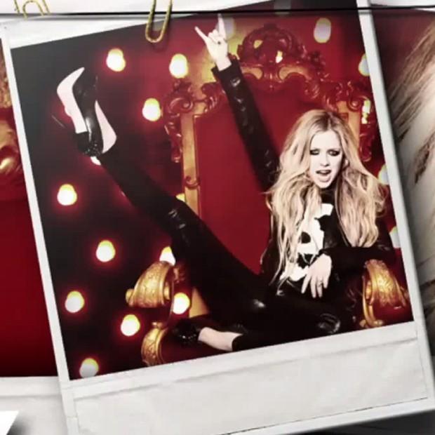 Avril Lavigne (Foto: Reprodução)