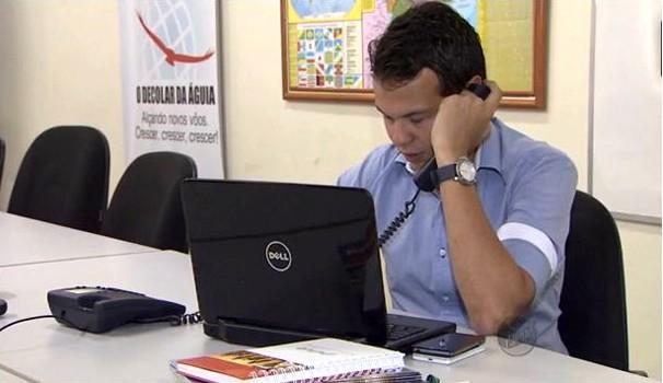 Quadro de empregos dá dicas para avaliar proposta de trabalho inesperada (Foto: Reprodução EPTV)