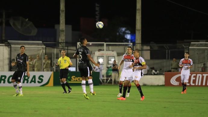 ASA x Vitória, Copa do Brasil  (Foto: Divulgação/ASA)