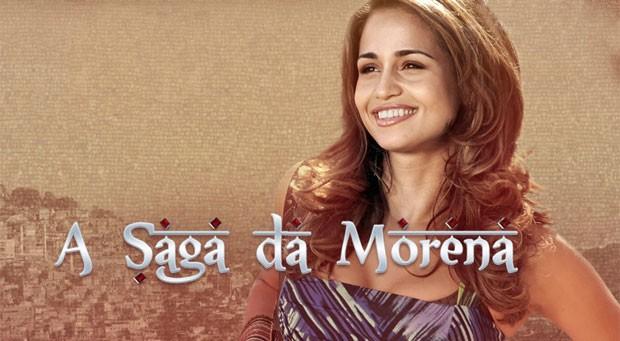 A Saga de Morena (Foto: Salve Jorge/TV Globo)