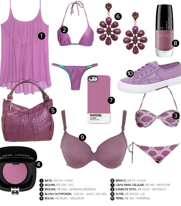 Lista de Produtos - Orquídea Radiante (Foto: EGO)