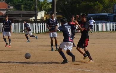 Diante do São Francisco, Flamengo vence a primeira partida no campeonato (Foto: Michael Douglas/GloboEsporte.com)