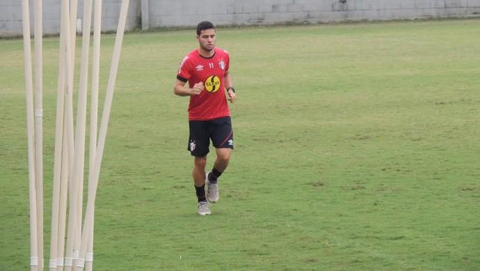 Eduardo Joinville meia (Foto: João Lucas Cardoso)
