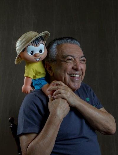 Mauricio de Sousa - Chico Bento (Foto: Redação Globo Rural)
