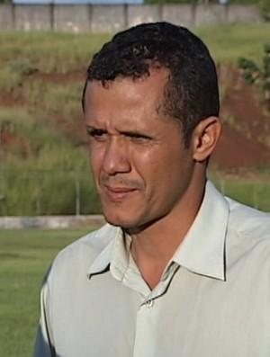 Pezão Desportiva Uberlândia (Foto: Reprodução/TV Integração)