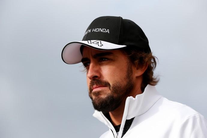 Fernando Alonso diz que ponto é importante para moral da equipe, mas espera que seja algo normal (Foto: Getty Images)