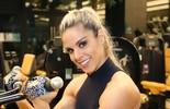 Raquel Guarini diz como manter pique na academia