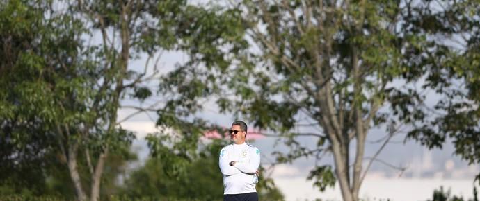 Rogério Micale treinador seleção sub-20 (Foto: Lucas Figueiredo / CBF)