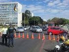 Visita de Merkel causa interdição da Esplanada dos Ministérios