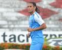 Santa Cruz desiste da negociação com o atacante Dênis Marques