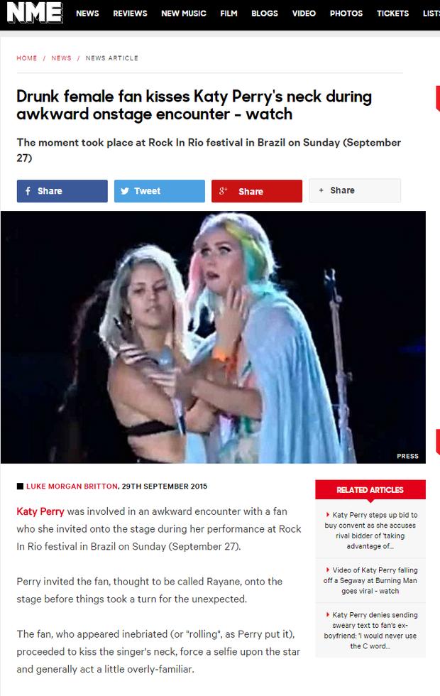 NME  (Foto: Reprodução)