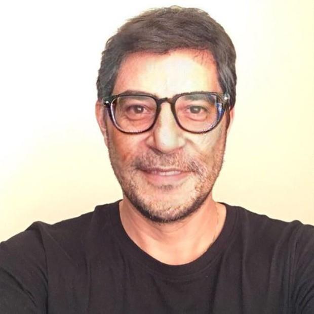 Evaristo Costa fez 41 anos (Foto: Reprodução/Instagram)