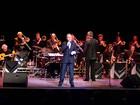 Cantor Louis Hoover faz show no DF pelo centenário de Frank Sinatra