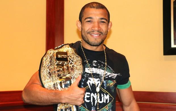 José Aldo UFC (Foto: Evelyn Rodrigues)